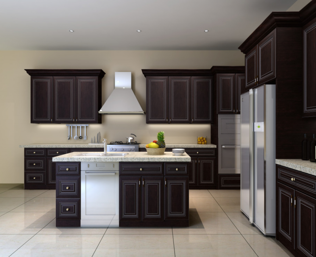 Monaco houston kitchen cabinets for Kitchen cabinets houston